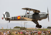 EC-ETT - Fundación Infante de Orleans - FIO Bücker Bü.131 Jungmann aircraft