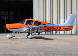 N408AG - Private Cirrus SR22T