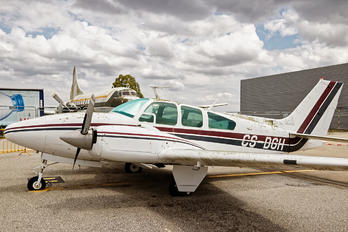 CS-DGH - Private Beechcraft 95 Baron