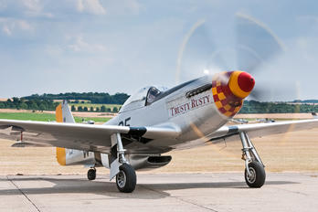 PH-JAT - Private North American P-51D Mustang