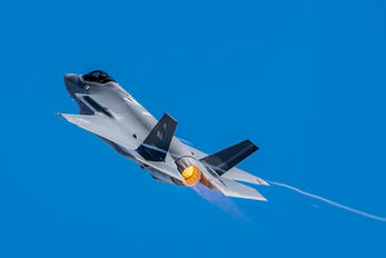 5138 - USA - Navy Lockheed Martin F-35A Lightning II