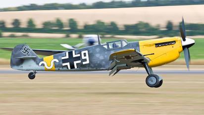 G-AWHH - Air Leasing Ltd Hispano Aviación HA-1112 Buchon