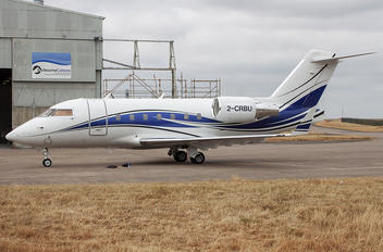 2-CRBU - Private Bombardier CL-600-2B16 Challenger 604