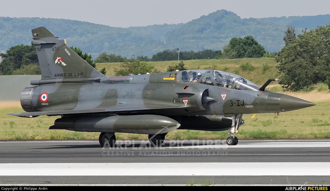 France - Air Force 638 aircraft at Nancy - Ochey AB