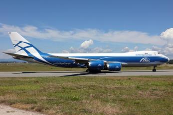 VQ-BGZ - Air Bridge Cargo Boeing 747-400F, ERF