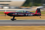 "G-ZEXL - 2 Excel Aviation ""The Blades Aerobatic Team"" Extra 300L, LC, LP series aircraft"