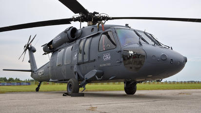 N522AA - Slovak Training Academy Sikorsky UH-60A Black Hawk
