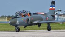 YU-YAH - Private Soko G-2A Galeb aircraft