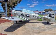 90866 - USA - Marine Corps North American Harvard/Texan (AT-6, 16, SNJ series) aircraft