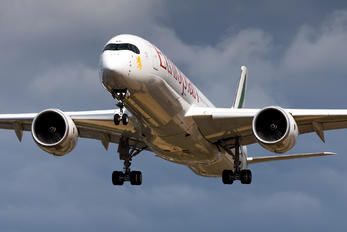 ET-AVD - Ethiopian Airlines Airbus A350-900