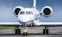 N677FP - Private Gulfstream Aerospace G-V, G-V-SP, G500, G550 aircraft