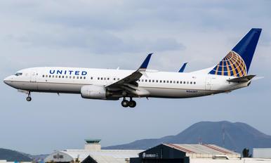 N36207 - United Airlines Boeing 737-800