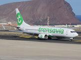 PH-HXE - Transavia Boeing 737-800 aircraft