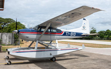 TI-BID - Prestige Wings Cessna 185 Skywagon