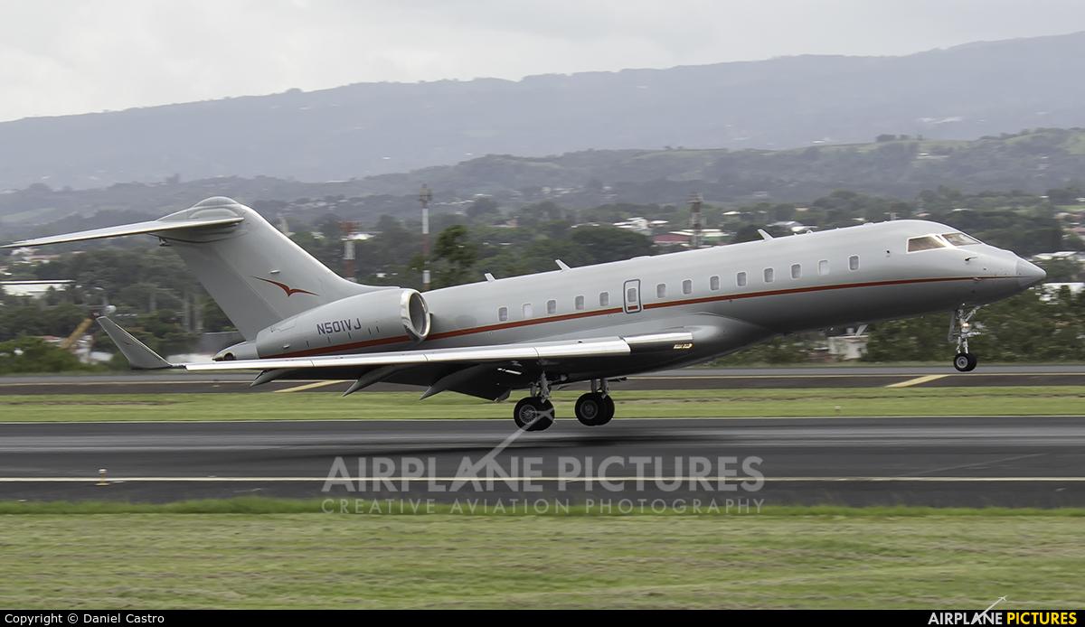 Wells Fargo Bank Northwest N501VJ aircraft at San Jose - Juan Santamaría Intl