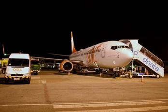 PR-GUR - GOL Transportes Aéreos  Boeing 737-800