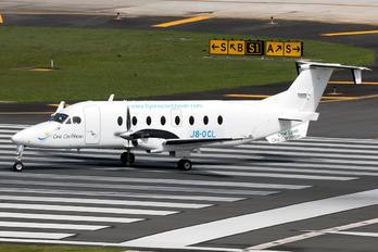 J8-OCL - One Caribbean Beechcraft 1900D Airliner