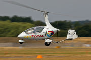 G-DISP - Private Rotorsport Calidus aircraft