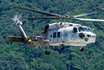 8415 - Japan - Maritime Self-Defense Force Mitsubishi SH-60K