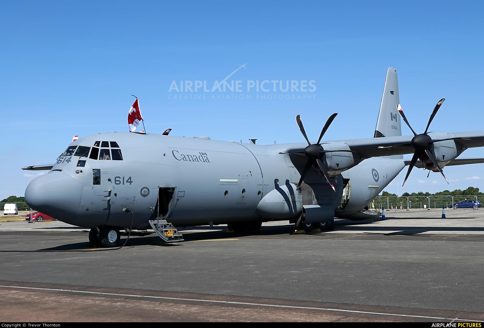Canada - Air Force 130614 aircraft at Fairford