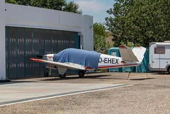 D-EHEX - Private Beechcraft 35 Bonanza V series