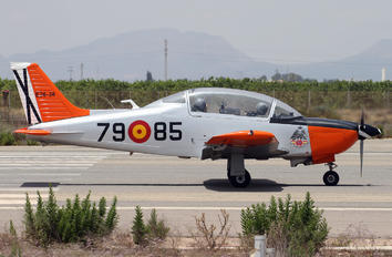 E.26-38 - Spain - Air Force Enaer T-35A Pillan