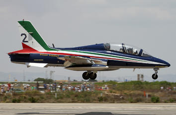 "MM54482 - Italy - Air Force ""Frecce Tricolori"" Aermacchi MB-339-A/PAN"