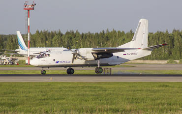 RA-26102 - Turukhan Antonov An-26 (all models)