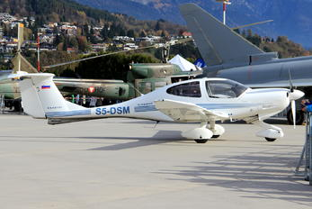 S5-DSM - Flugsportzentrum Tirol Diamond DA 40 Diamond Star