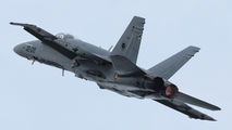 C.15-51 - Spain - Air Force McDonnell Douglas EF-18A Hornet aircraft