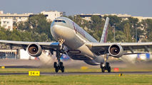 A7-AEN - Qatar Airways Airbus A330-300 aircraft