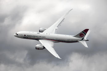 N1015B - Biman Bangladesh Boeing 787-8 Dreamliner