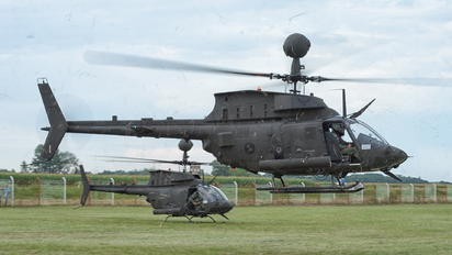 327 - Croatia - Air Force Bell OH-58D Kiowa Warrior