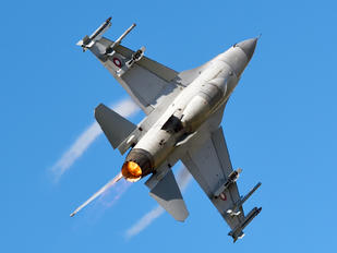 E-606 - Denmark - Air Force General Dynamics F-16A Fighting Falcon