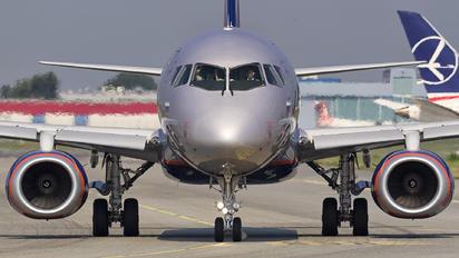 RA-89101 - Aeroflot Sukhoi Superjet 100
