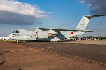 68-1203 - Japan - Air Self Defence Force Kawasaki C-2