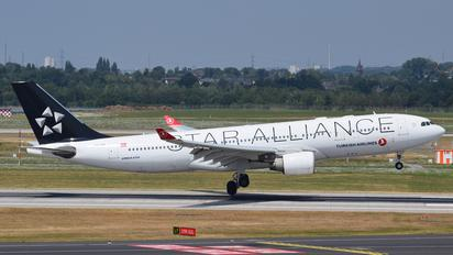 TC-LNB - Turkish Airlines Airbus A330-200