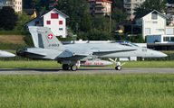 J-5013 - Switzerland - Air Force McDonnell Douglas F-18C Hornet aircraft