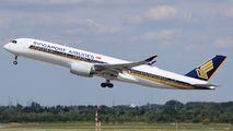 9V-SMO - Singapore Airlines Airbus A350-900 aircraft