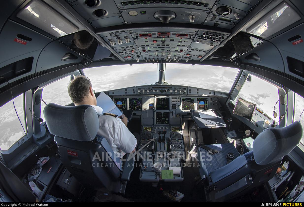 Iran Air EP-IFA aircraft at In Flight - Hungary