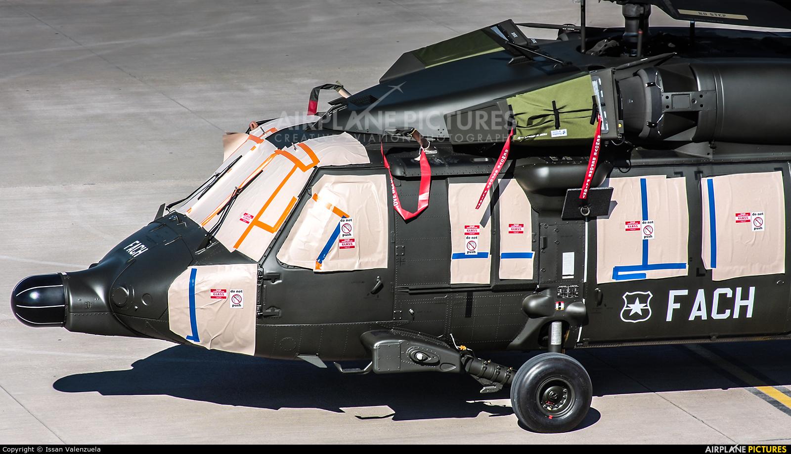 Chile - Air Force H-04 aircraft at Santiago de Chile - Arturo Merino Benítez Intl
