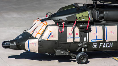 H-04 - Chile - Air Force Sikorsky S-70I Blackhawk