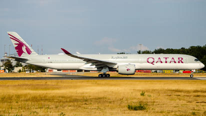 A7-ANB - Qatar Airways Airbus A350-1000
