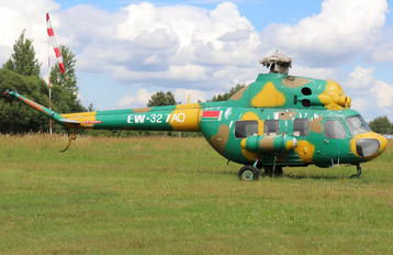 EW-327AO - Belarus - DOSAAF Mil Mi-2