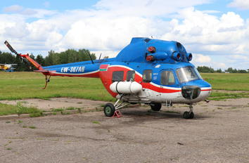 EW-307AO - Belarus - DOSAAF Mil Mi-2