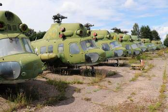 20 - Belarus - DOSAAF Mil Mi-2