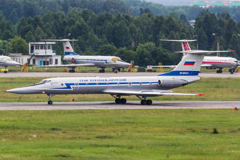 RF-66054 - Russia - Air Force Tupolev Tu-134UBL