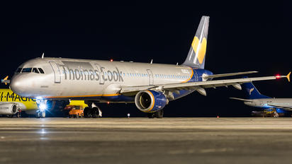 LV-VED - Thomas Cook Airbus A321