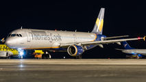 LV-VED - Thomas Cook Airbus A321 aircraft