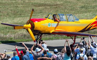 RA-0839G - Private Yakovlev Yak-52